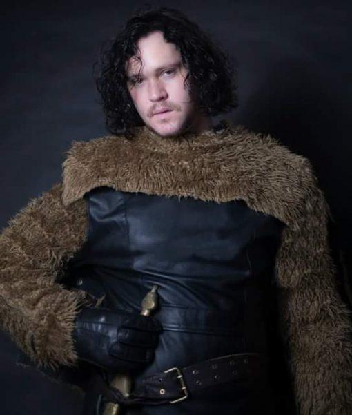 Jon Snow Lookalike
