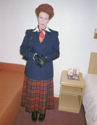 Princess Anne Lookalike