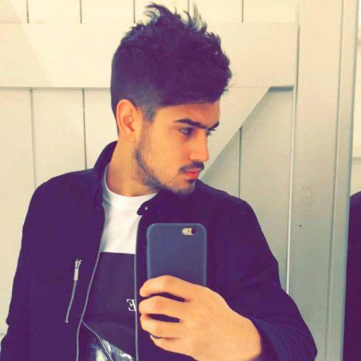 Zayn Malik Lookalike