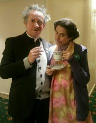 Jack and Mrs Doyle Lookalikes