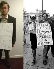 Young Jeremy Corbyn Lookalike