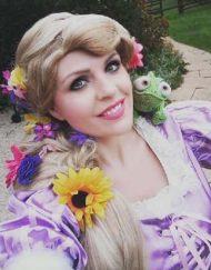 Rapunzel Lookalike