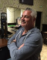 Paul Hollywood Lookalike