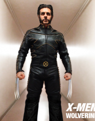 Wolverine Lookalike