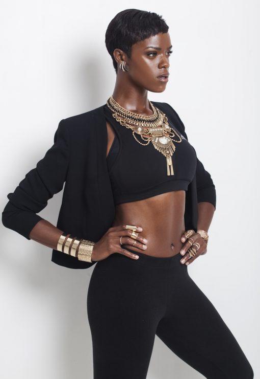 Rihanna Lookalike