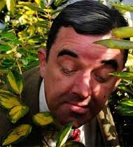 Mr Bean Lookalike