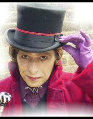 Willie Wonka Lookalike