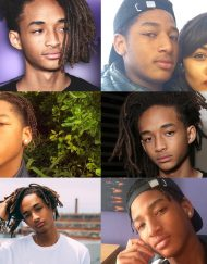 Jaden Smith Lookalike