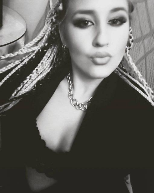 Christina Aguilera Lookalike