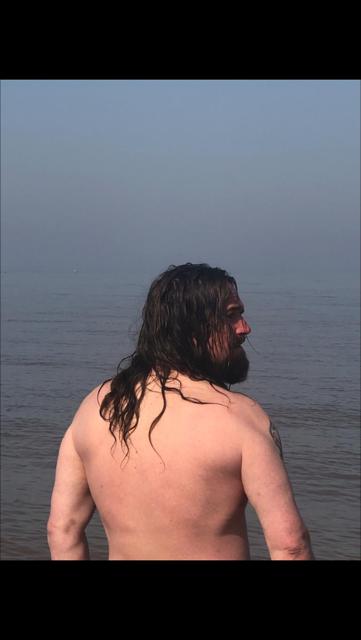 Aqua Man Lookalike