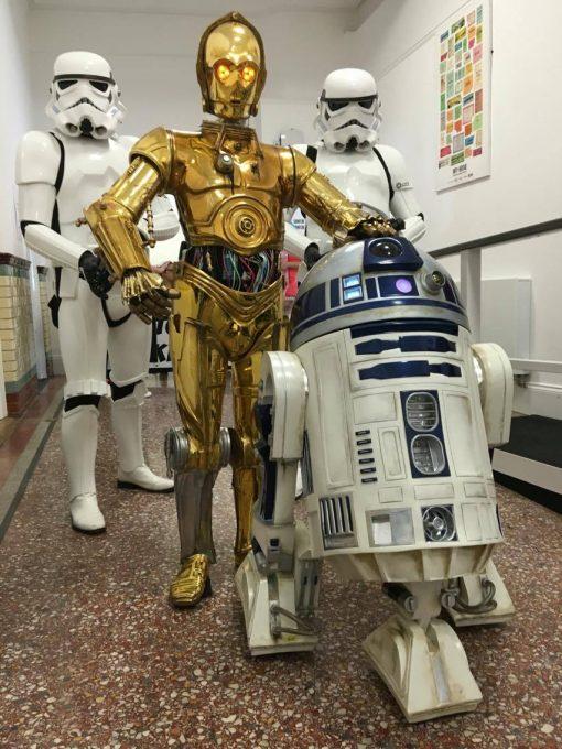 Stormtrooper Lookalikes