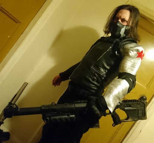 The WInter Soldier Lookalike