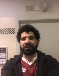 Mohamed Salah Ghaly Lookalike