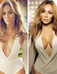 Jennifer Lopez Lookalike