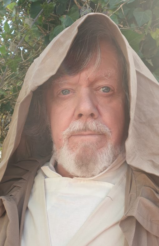 Luke Skywalker Lookalike