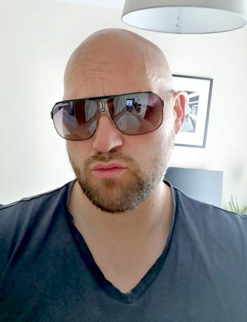 Tyson Fury Lookalike