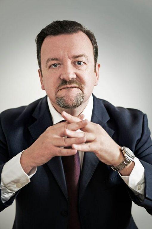 Ricky Gervais Lookalike