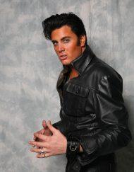 Elvis presley lookalike tribute