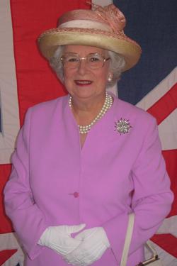 queen elizabeth lookalike