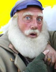 uncle albert lookalike