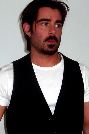 Colin Farrell Lookalike