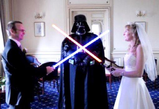 Darth Vader Double