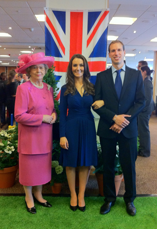 wills and kate lookalikes