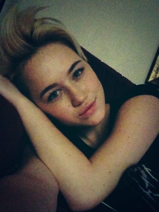 Miley Cyrus Lookalike