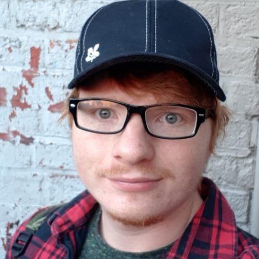 Ed Sheeran Lookalike