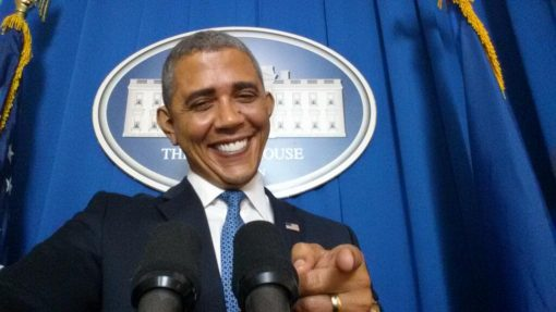Barrack Obama Lookalike