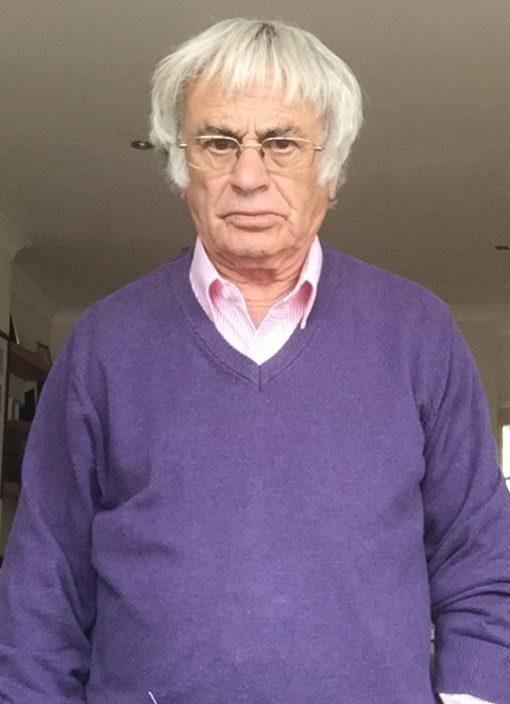 Bernie ecclestone lookalike