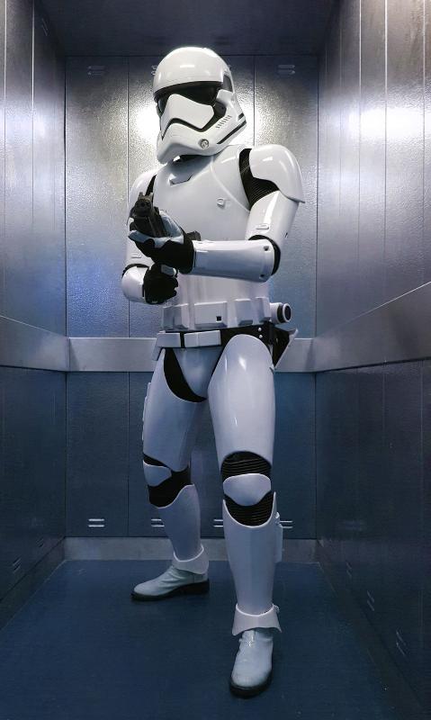 New storm trooper lookalikes