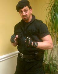 Sylvester Stallone Lookalike