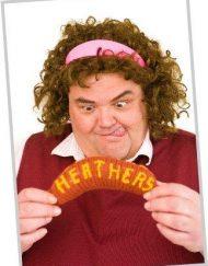 Heather (Harry Hill's TV Burp) Lookalike