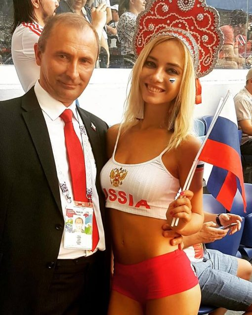 Vladimir Putin Lookalike