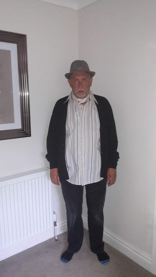 Grandad Trotter Lookalike