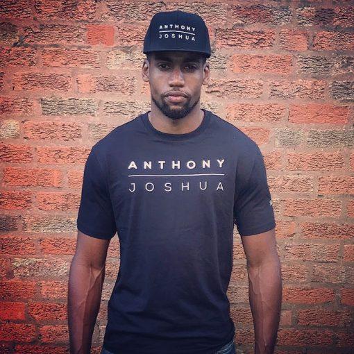 Anthony Joshua Lookalike