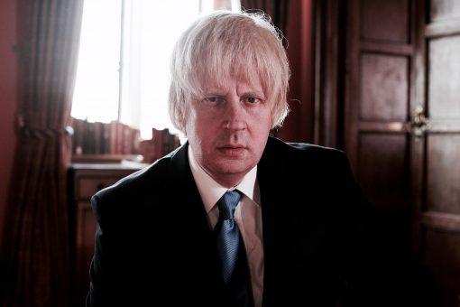 Boris Johnson Lookalike
