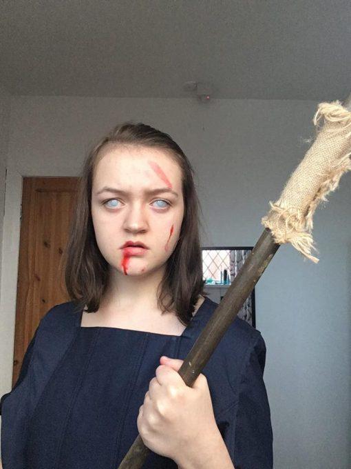Arya Stark Lookalike (UK) - Lookalikes
