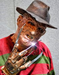 Freddy Krueger Lookalike