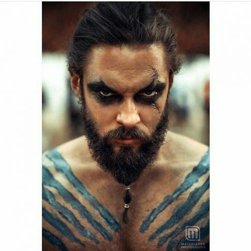 Khal Drogo Lookalike