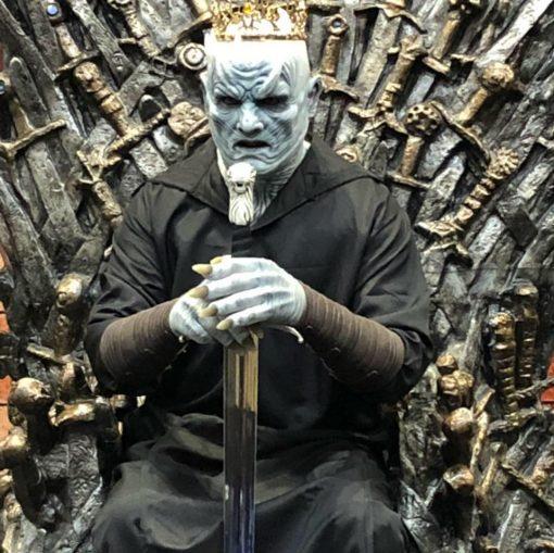 Night King Lookalike