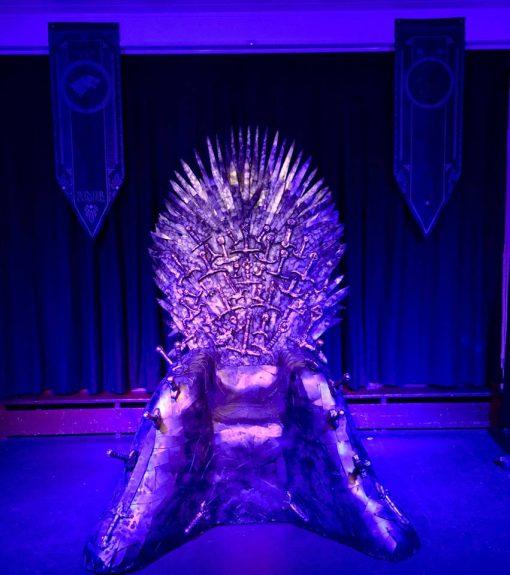 Iron Throne Lookalike