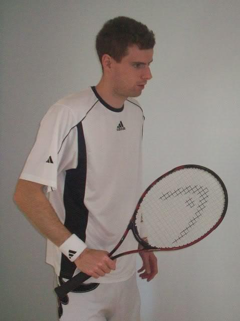 Andy Murray Lookalike