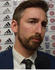 Gareth Southgate Lookalike