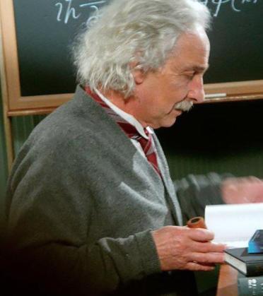 Albert Einstein Lookalike