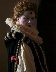 Queen Elizabeth 1st Lookalike