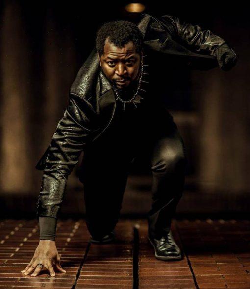 Black Panther Lookalike