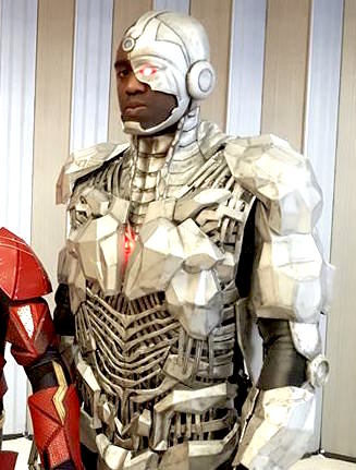 Cyborg Lookalike