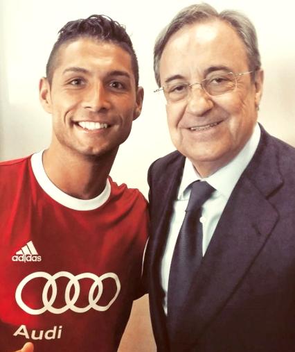 Cristiano Ronaldo Lookalike